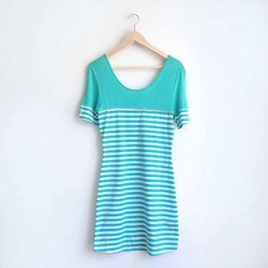 Lucca Couture striped sailor dress - size Small